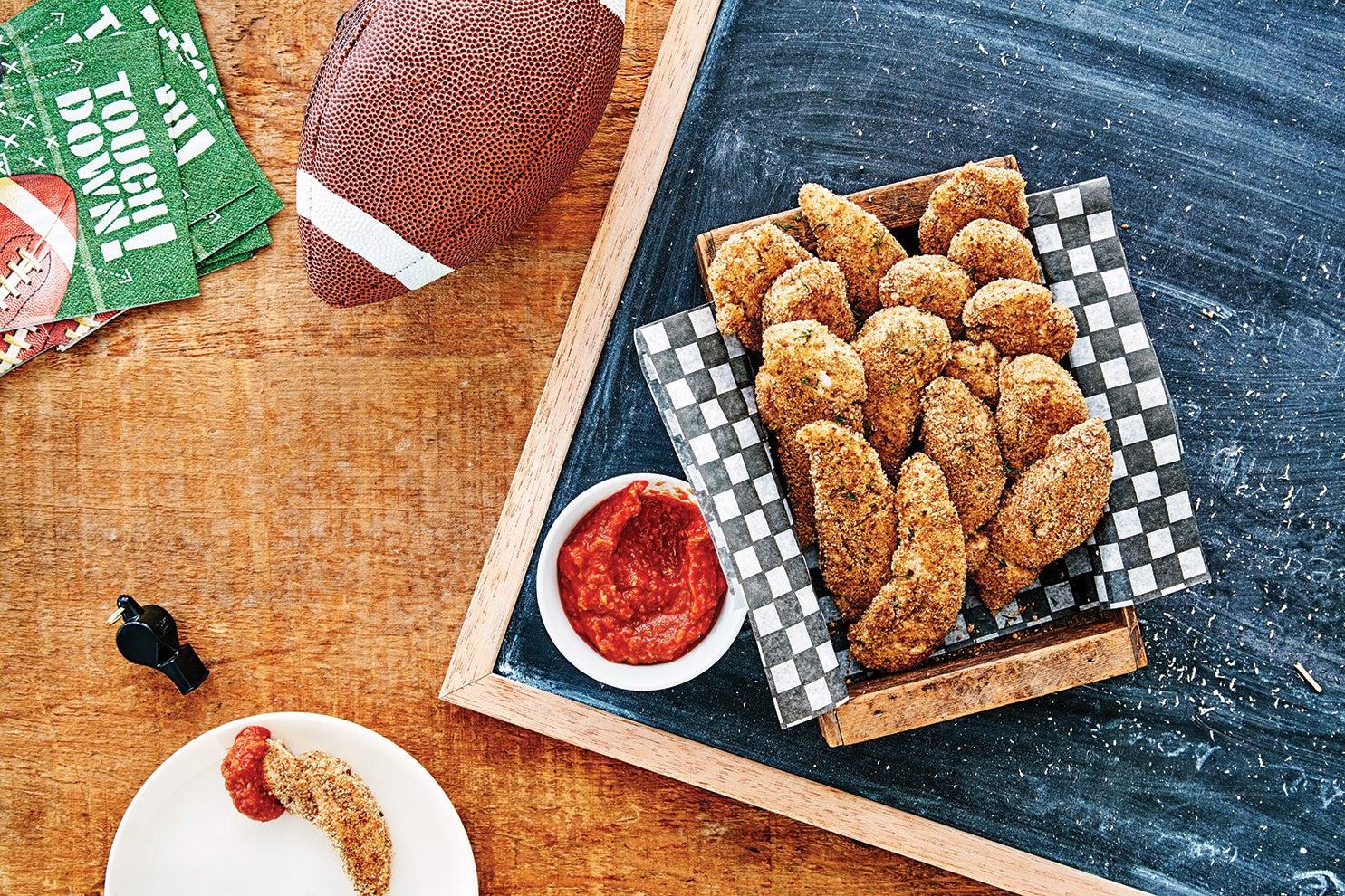 Super Snacks for Super Bowl Sunday