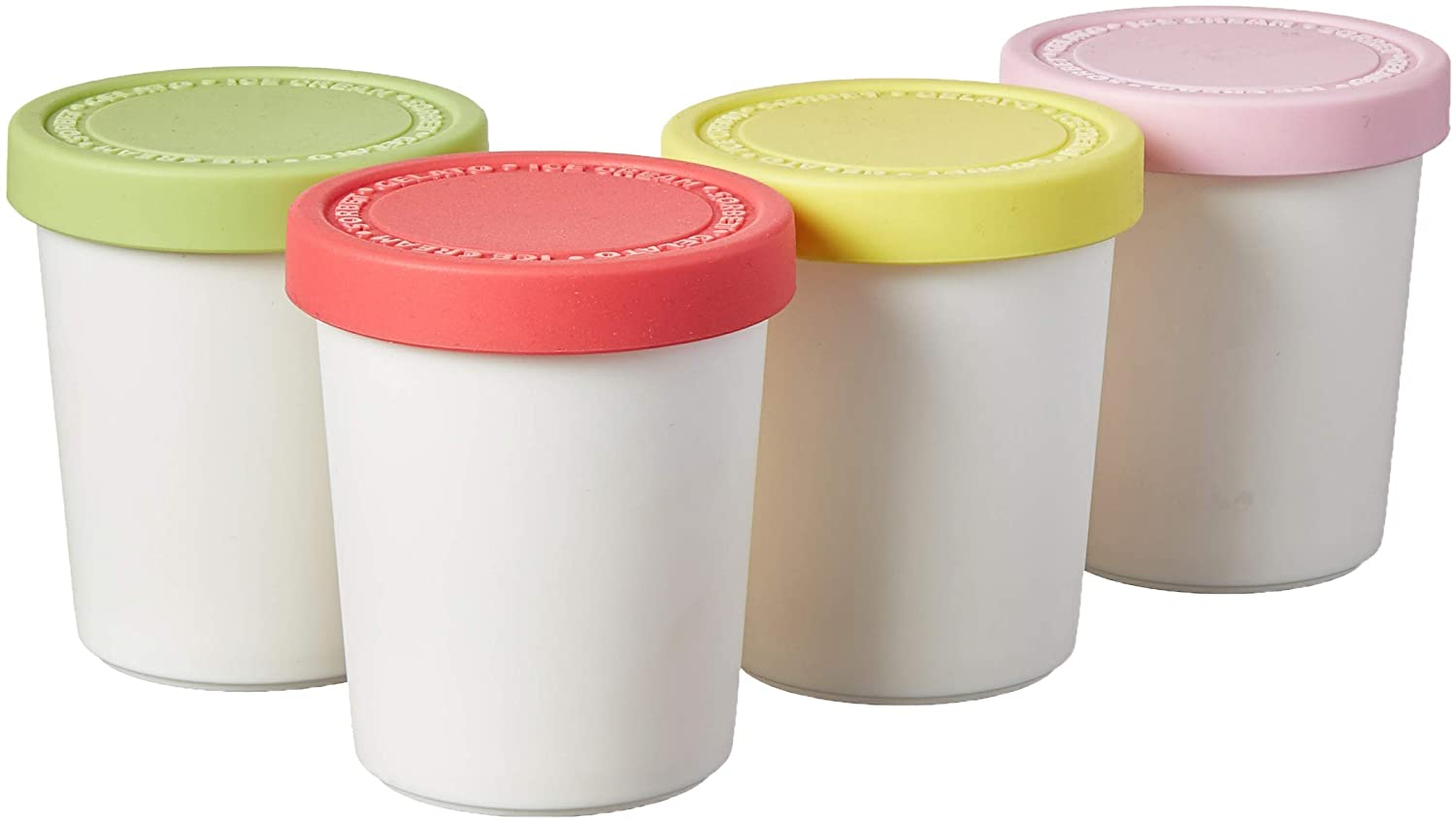 Our Top Four Ice Cream Containers