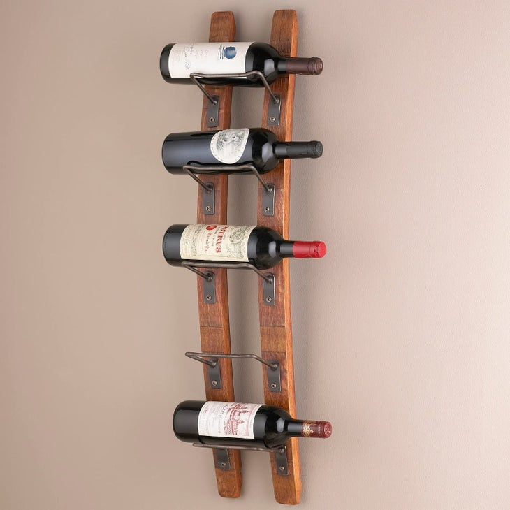 Best Wall Mounted Wine Racks