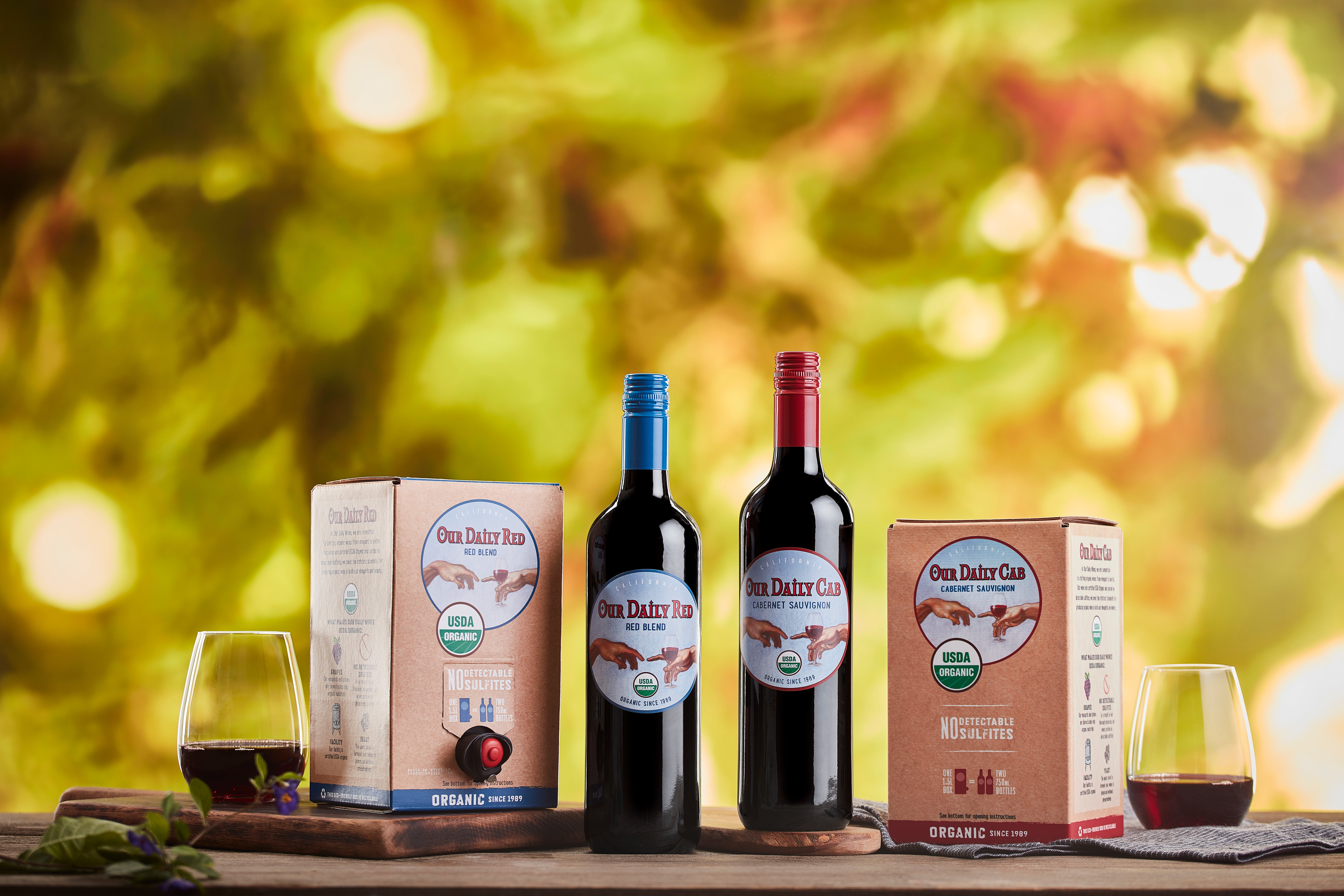 Our Daily Wine Organic Wine