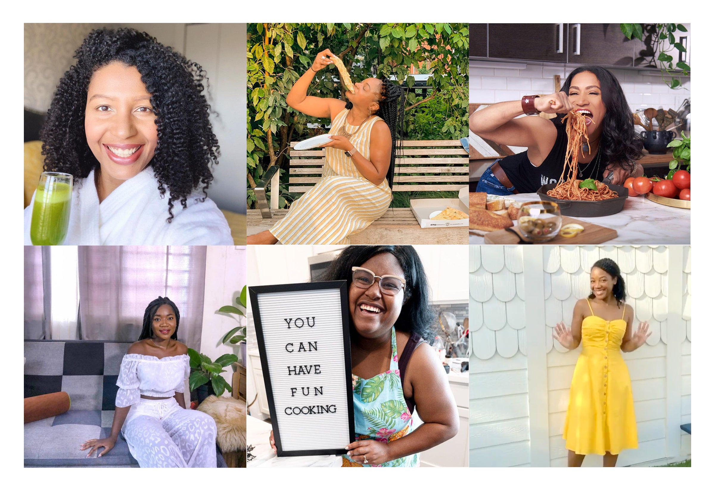 Black Foodfluencers Making Waves