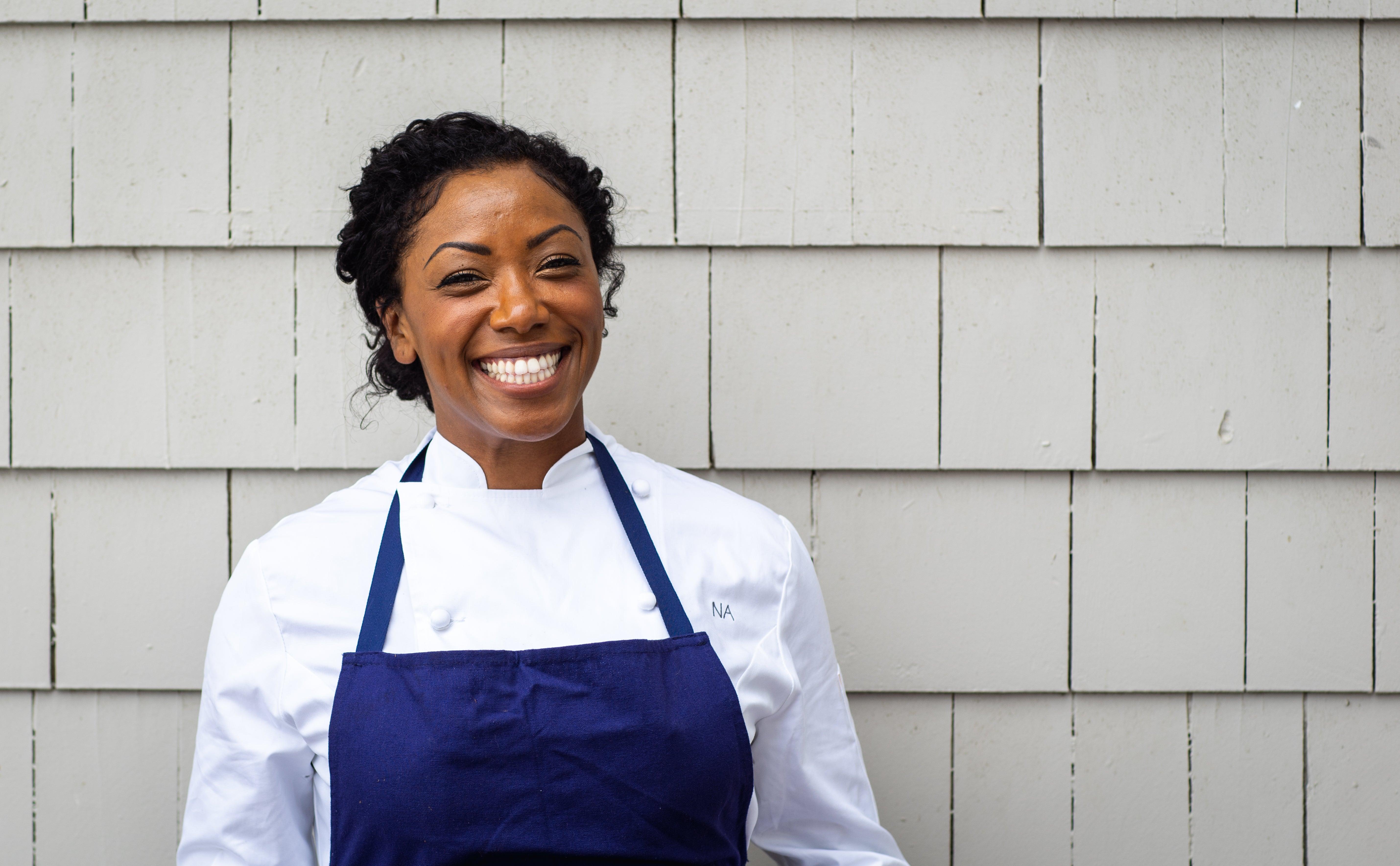 Meet the Changemakers: Chef Nyesha Arrington