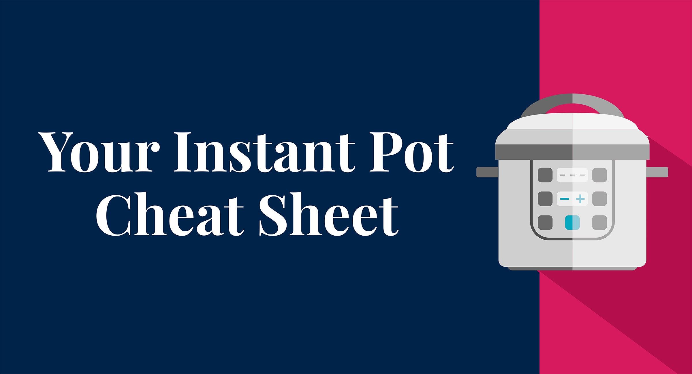 Stovetop to Instant Pot? No Problem.