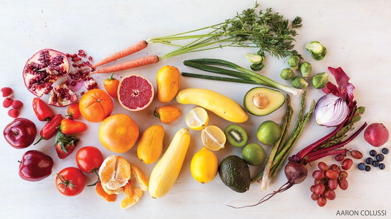 Eat Your Way to Happy: How Food Has Mood-Boosting Effects