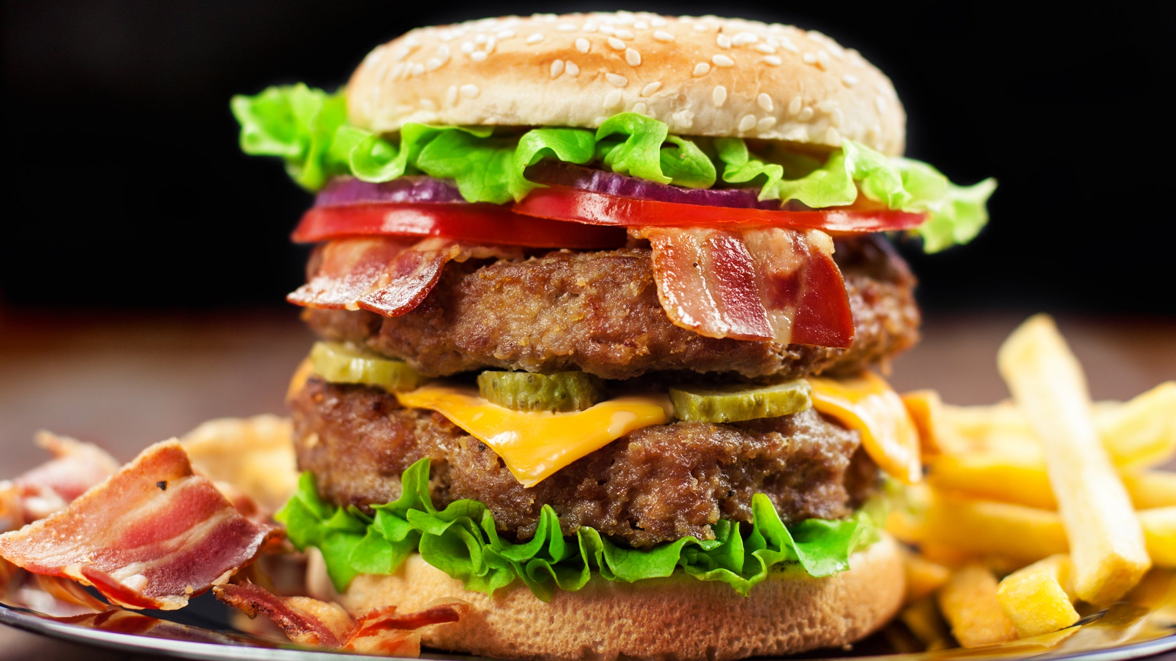 Lower Stress to Eat Less Junk Food