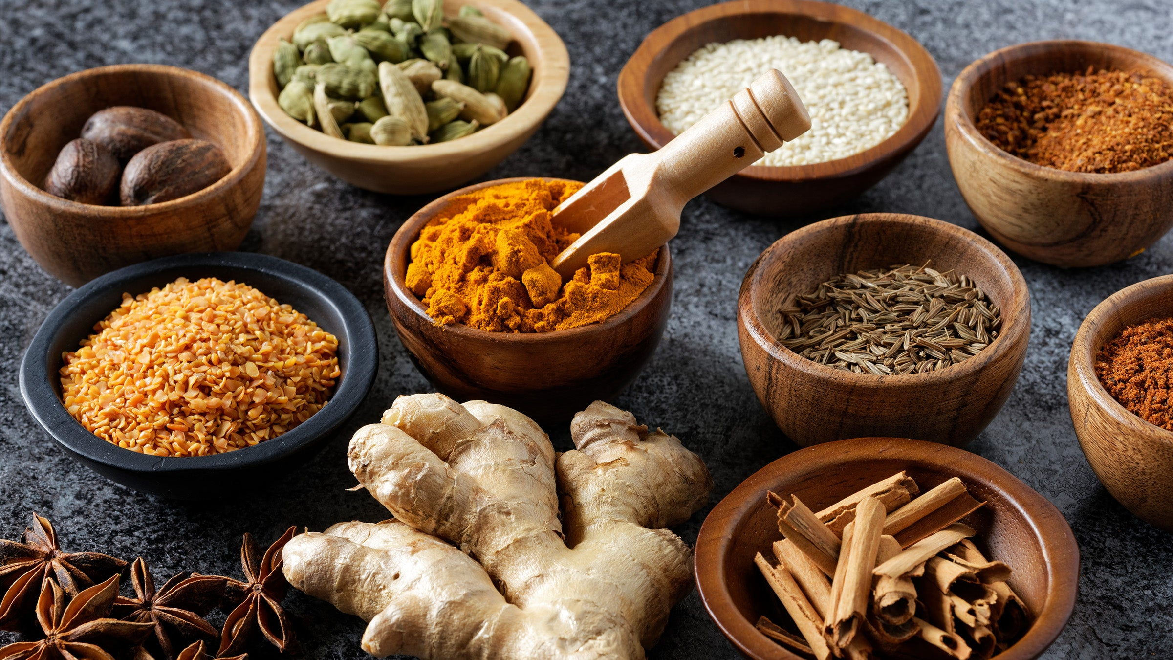 8 Herbs and Spices with Proven Longevity Benefits