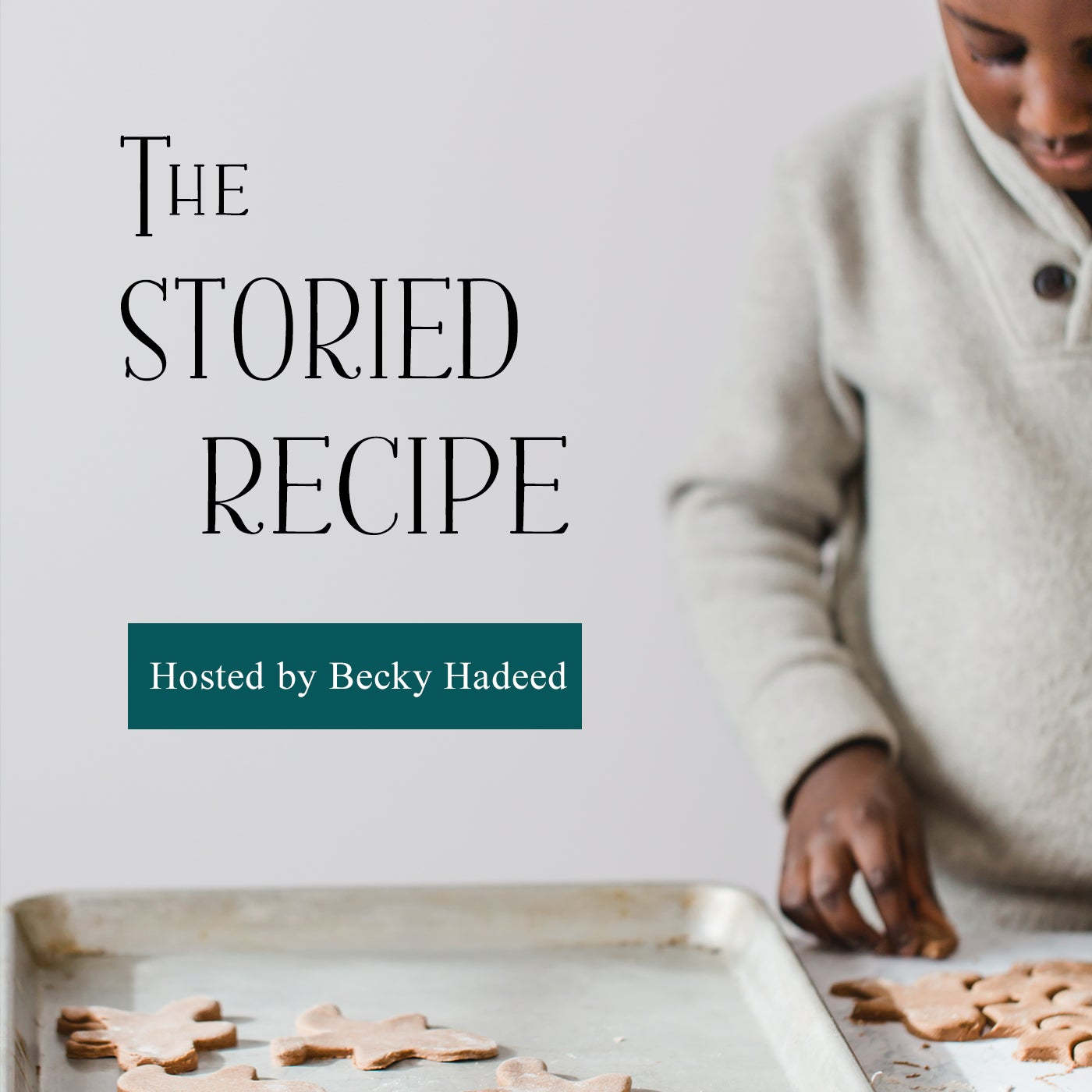 Stories For The Hungry Soul with Becky Hadeed