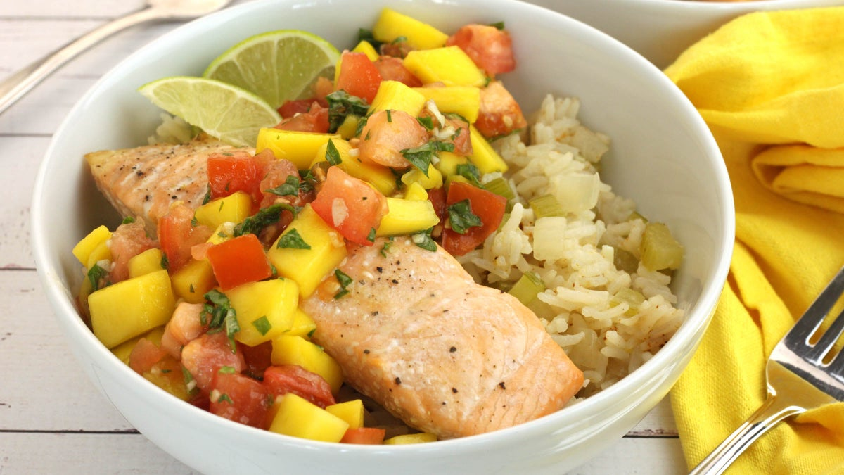 20 Ingredients for One Week of Healthy Eating