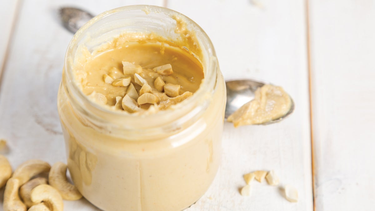 5 Unique Ways to Use Cashew Butter