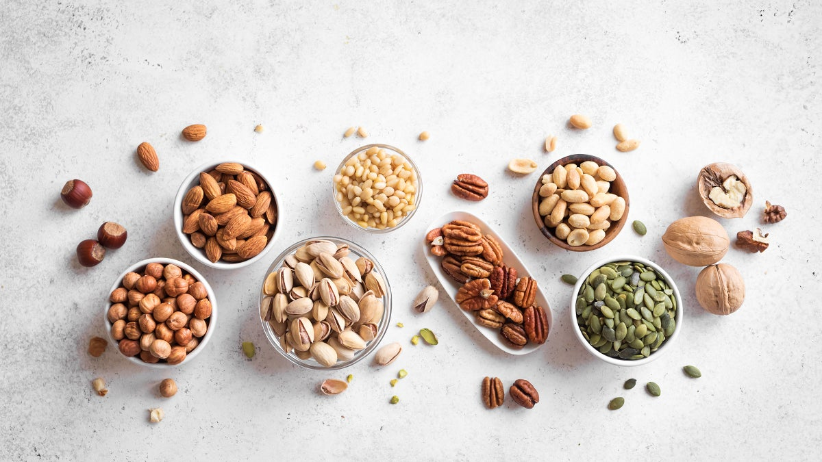 Decrease Your Risk for Heart Disease by Eating More Nuts