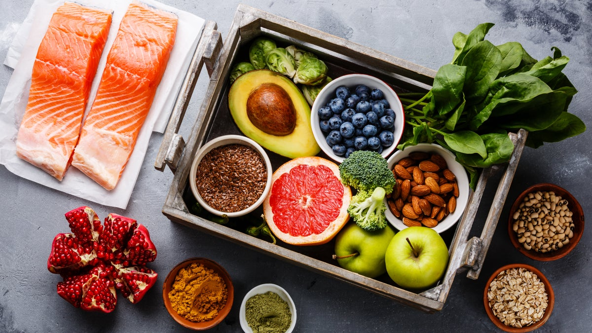 How to Eat Well for High Blood Pressure