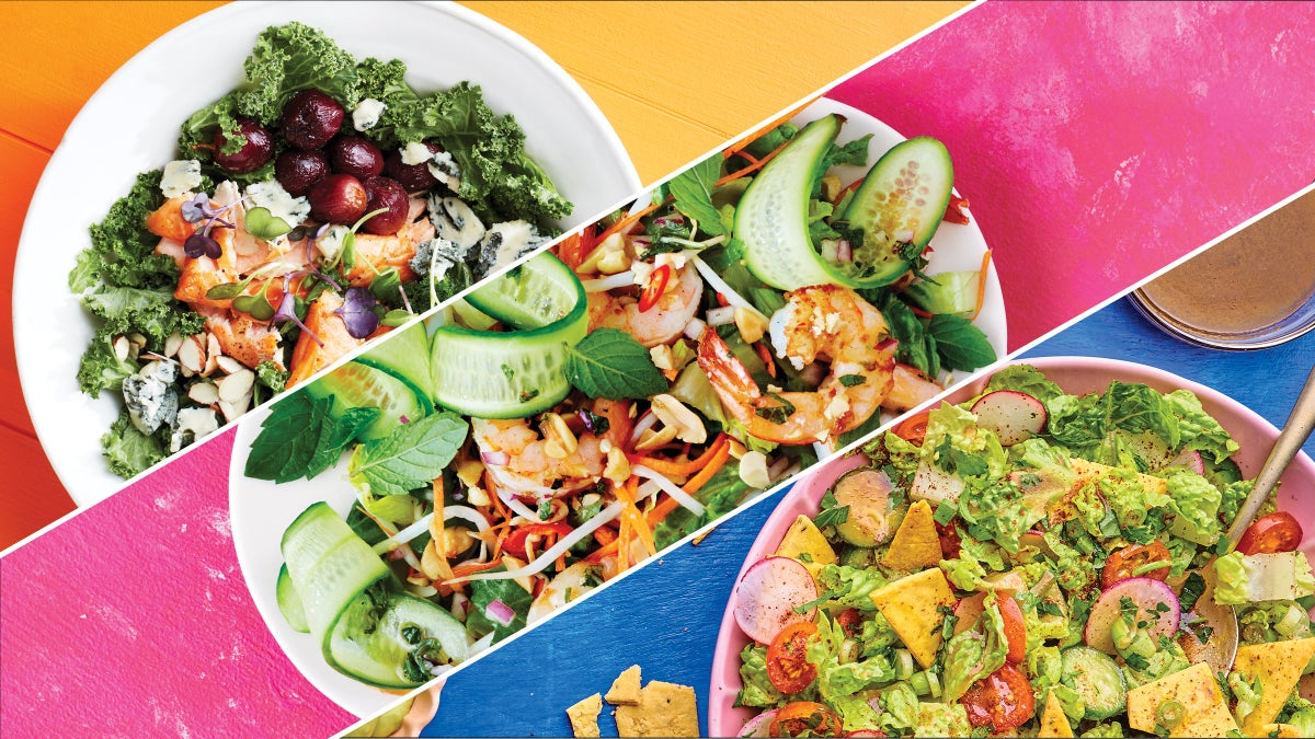 The Salad That Made This CE Editor A Convert