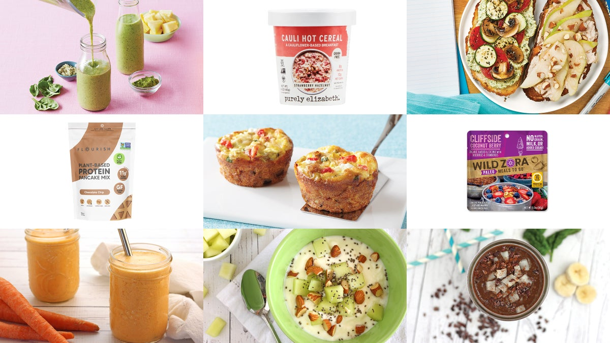 Breakfasts for Busy People