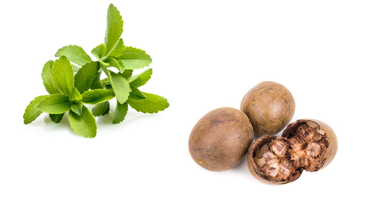Monk Fruit or Stevia: Which Natural Sweetener Should You Choose?