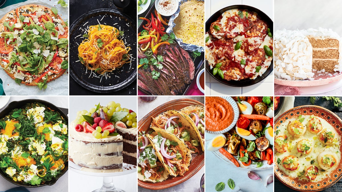 Our Mother's Day 2021 Menu: A Meal for Every Mom