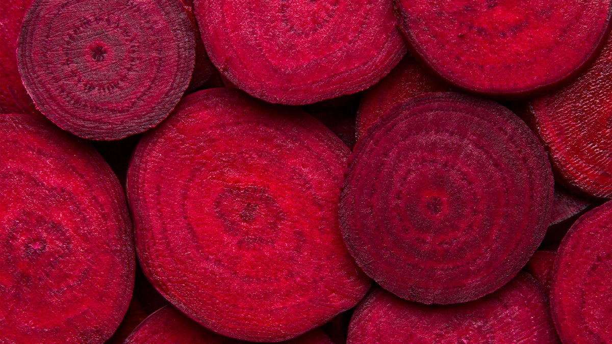 Beat Age-Related Conditions With Beets