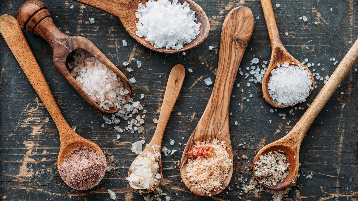 Salt At A Glance