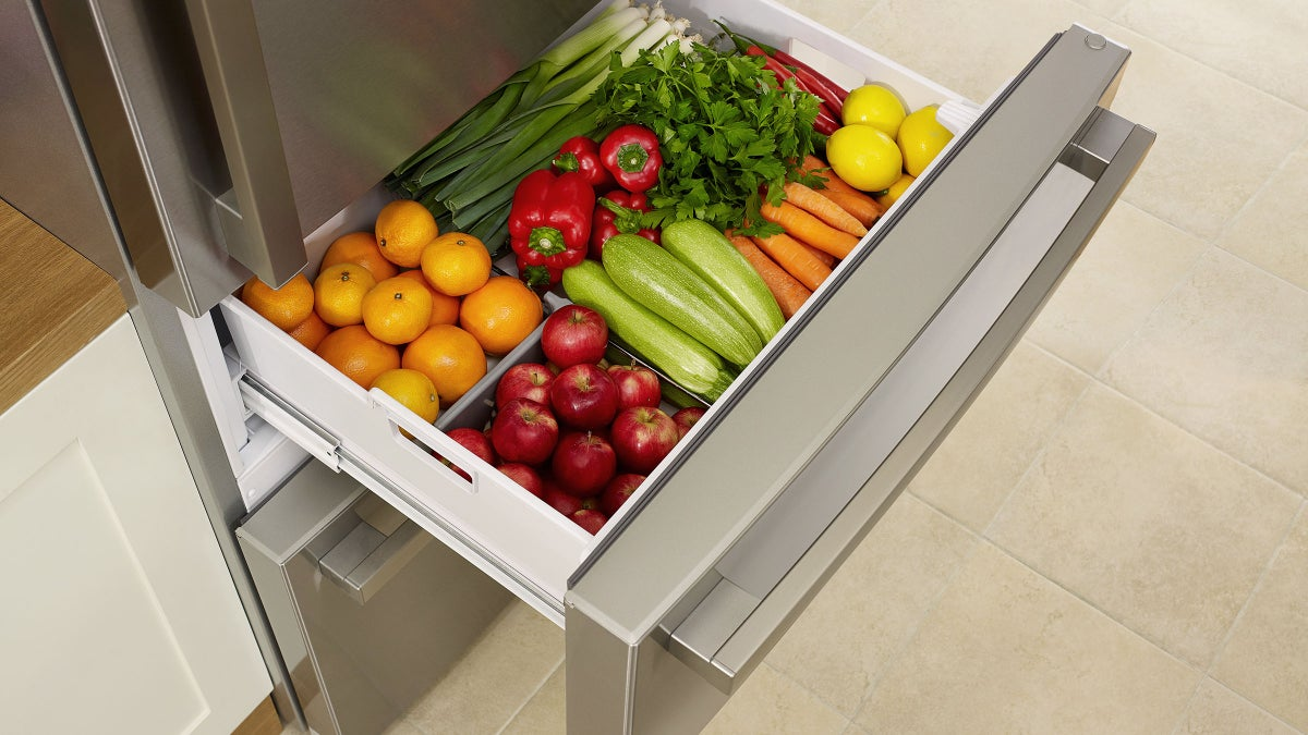 Where to Put Your Produce to Keep it Fresh