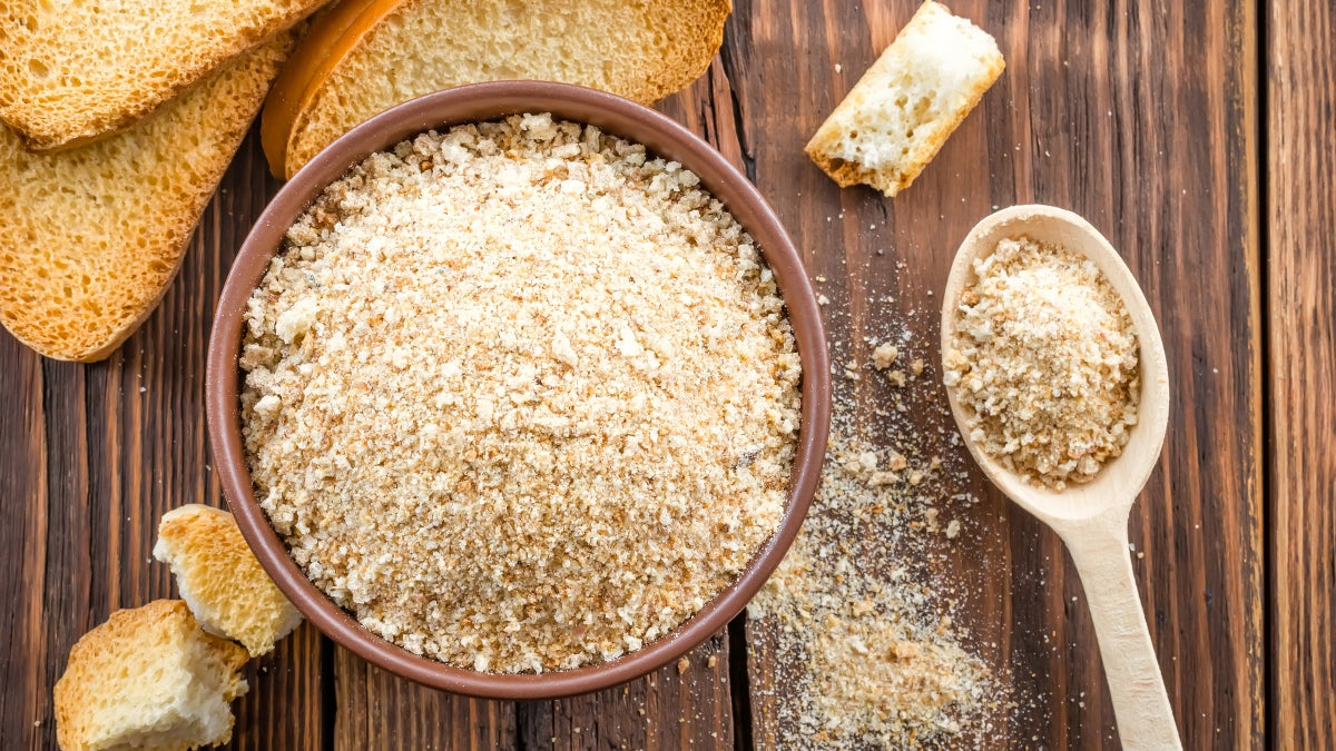 What to Use Instead of Bread Crumbs
