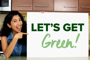 Welcome to Day 1 of the Green14!