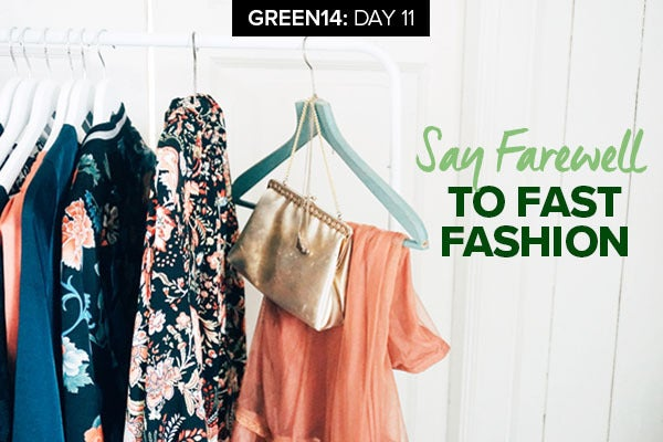 Day 11: What's Wrong With Fast Fashion?