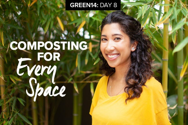 Day 8: Composting 101:  Everything You Need to Know