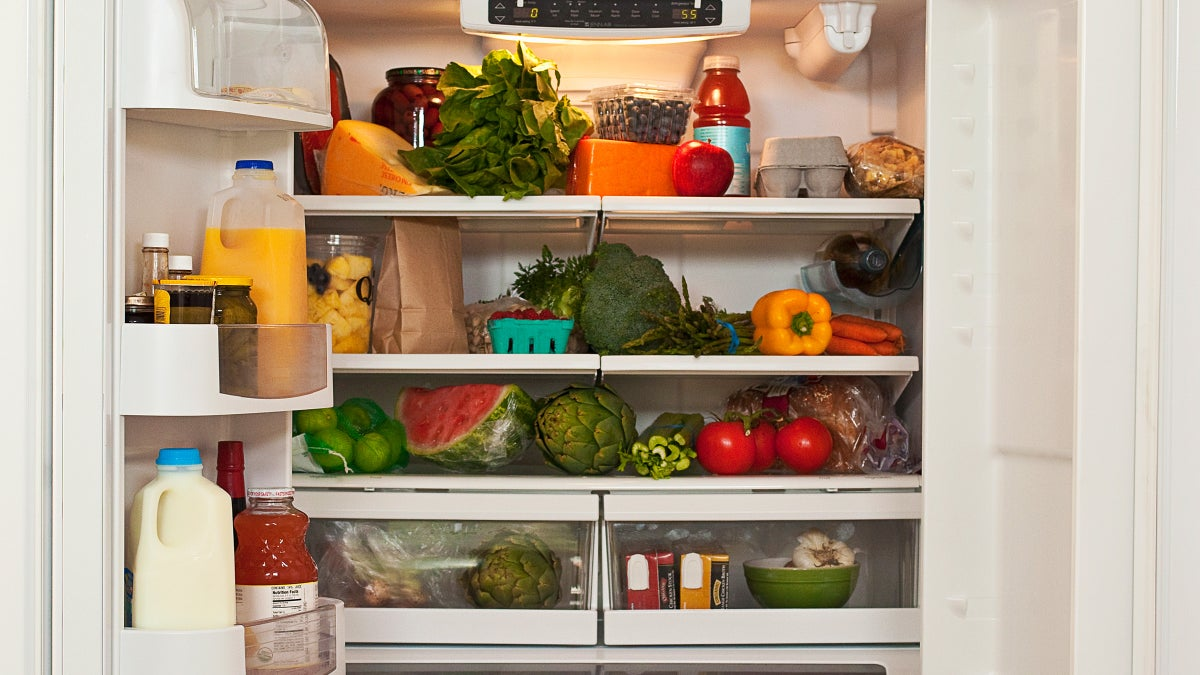 Here's How to Organize Your Fridge to Make Food Last Longer