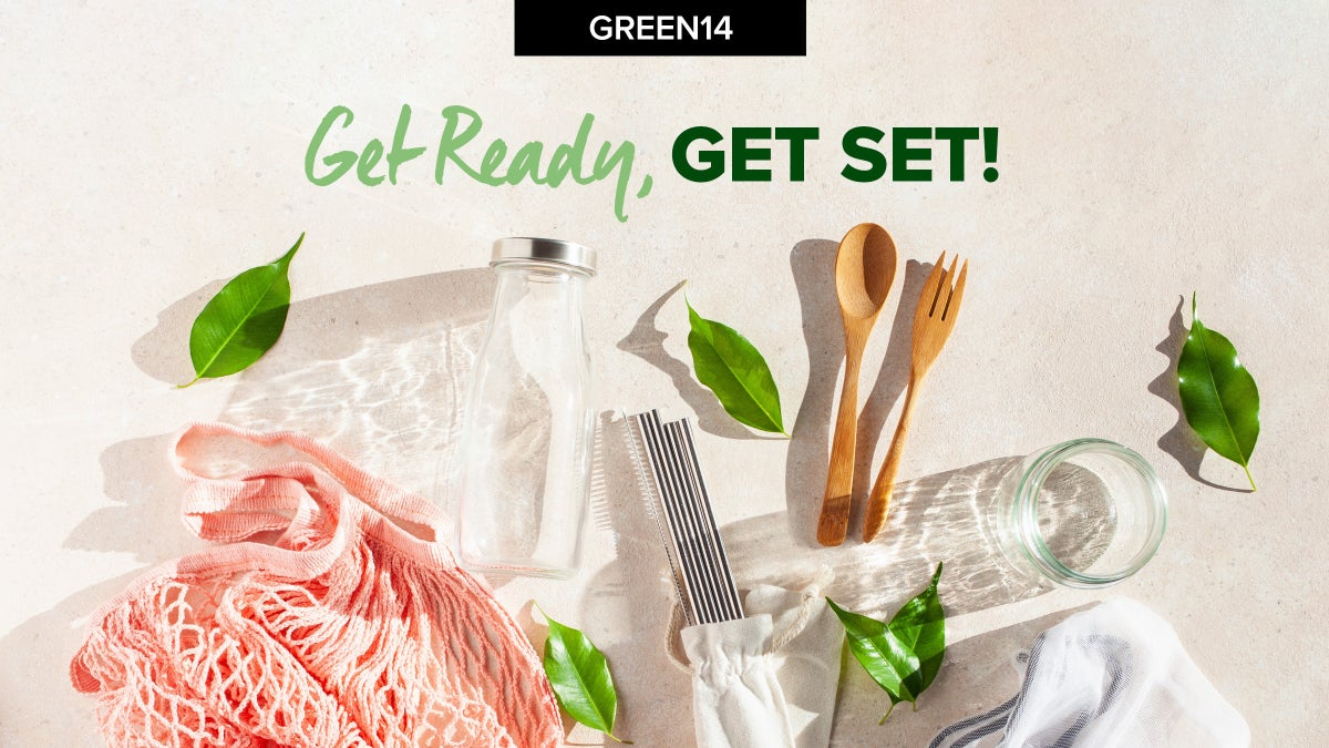 Everything You Need to Prep for The Green14!