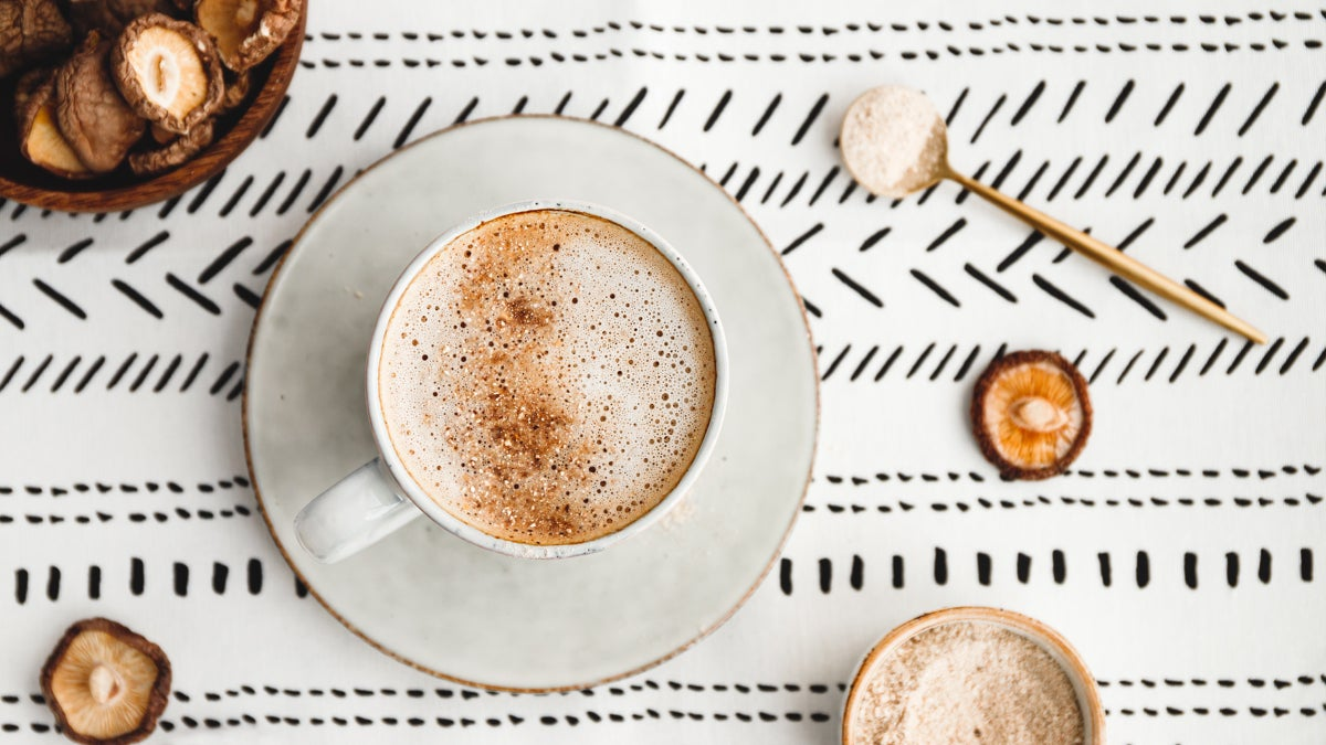 Mushroom Coffee: A Better Spin on Your Morning Latte