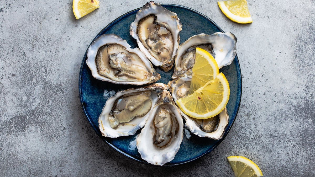 Oysters: A Sustainability Superstar