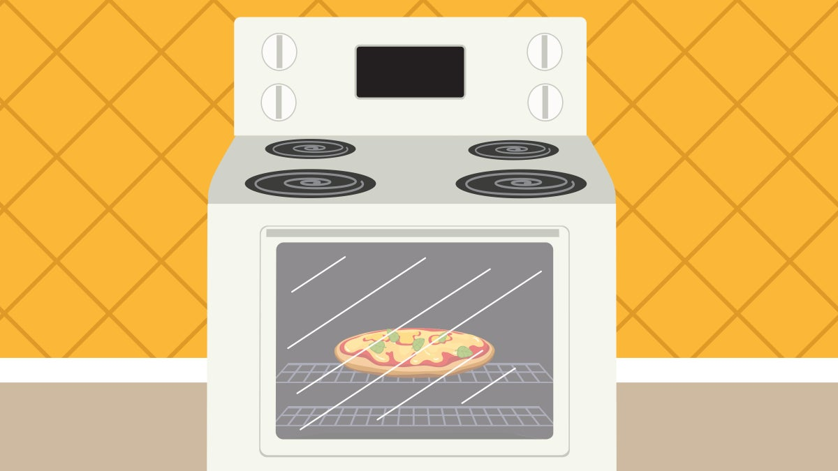 We Were Today Years Old When We Learned We've Been Using Our Oven Racks Wrong