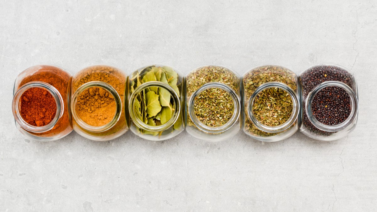 Give Your Spice Rack a Makeover
