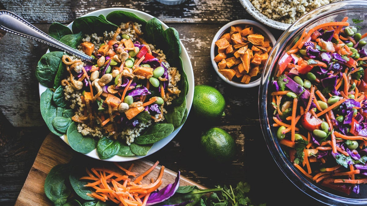 Plant-Based, Vegan and Vegetarian: What's the Difference?