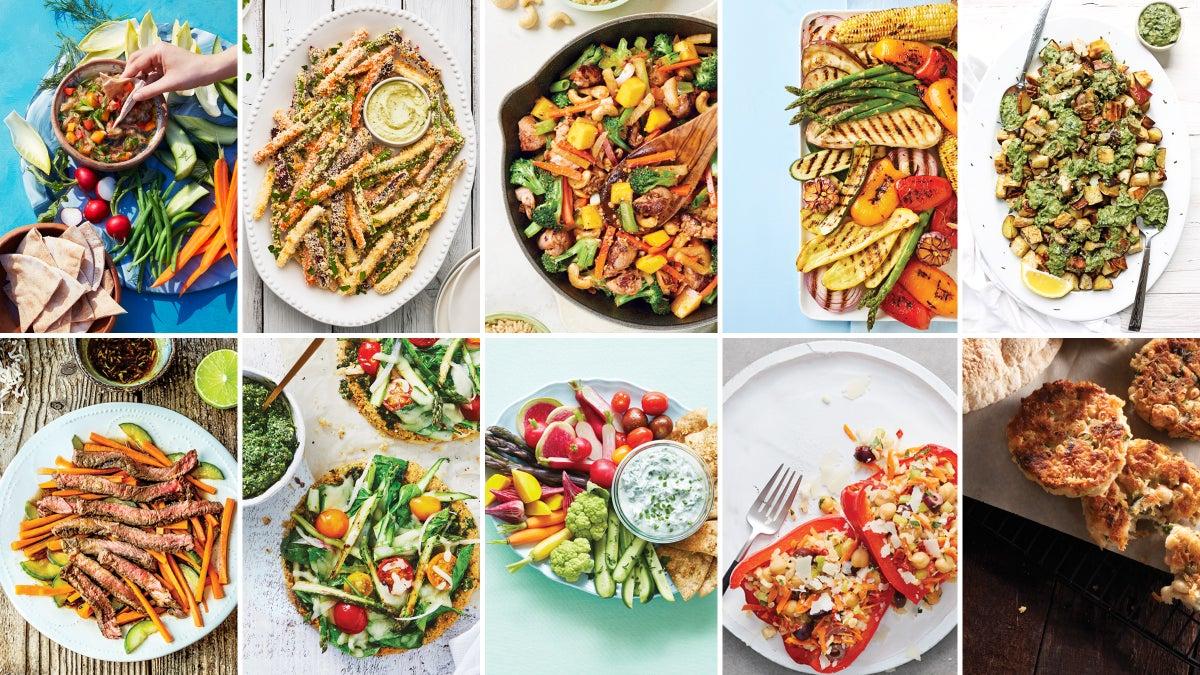 10 Ways to Eat Veggies That Aren't Salads