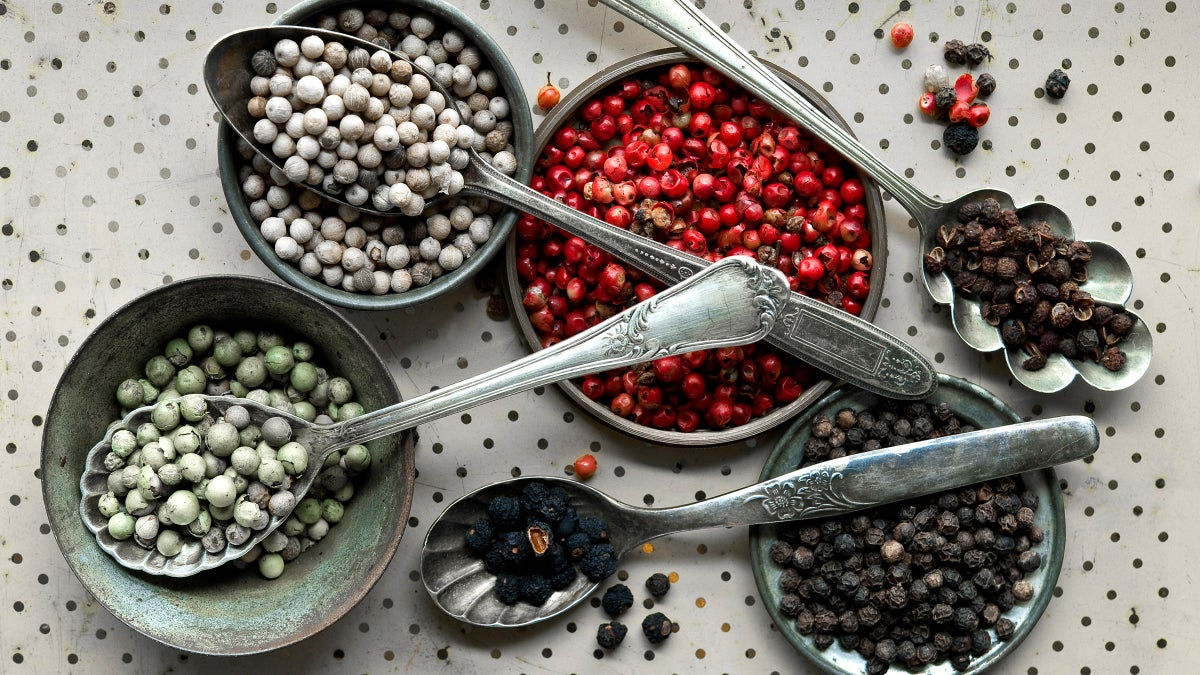 Think All Pepper is the Same? Try These Different Types
