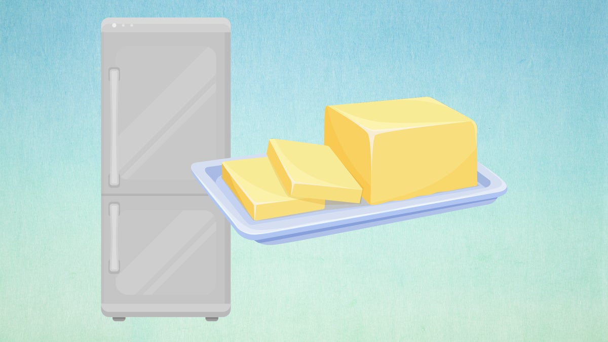 Should You Refrigerate Your Butter?